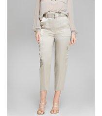 spodnie marciano z kieszeniami