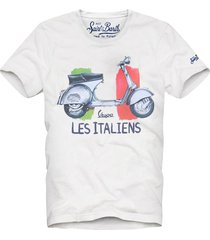 boys t-shirt watercolor vespa® - vespa® special edition