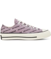 converse zapatillas love fearlessly chuck 70 low top