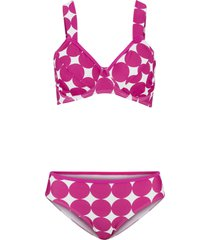 bikini minimizer (set 2 pezzi) (viola) - bpc bonprix collection