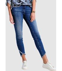 jeans alba moda blauw