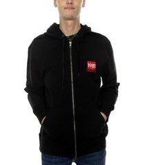 calvin klein 1981 bold full zip hoodie * gratis verzending *
