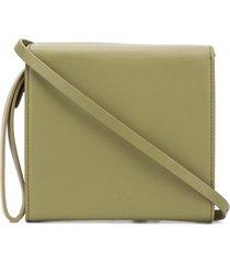 aesther ekme crossbody pouch bag - green