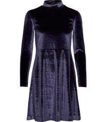 orieliw short dress jurk knielengte blauw inwear