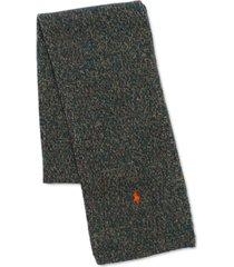 polo ralph lauren men's ragg scarf
