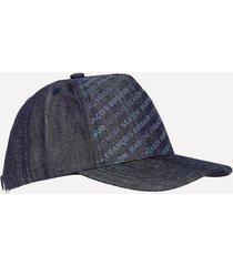 gorras azul oscuro girbaud 112878