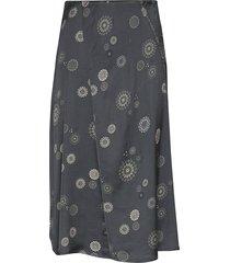 praise this skirt knälång kjol grå odd molly