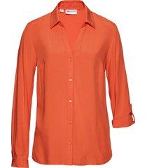 camicetta in viscosa (arancione) - bpc selection