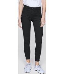 jegging jane skinny jeans ankel - svart