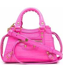 balenciaga mini neo classic tote bag