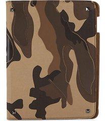 camouflage-print ipad case