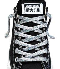 """45"""" low-top sparkle lace"""