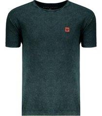 camiseta hang loose especial marble masculina