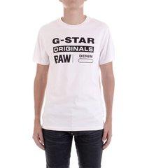 t-shirt korte mouw g-star raw d14143-336