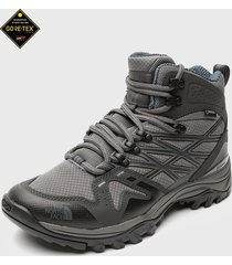 zapatilla m hedgehog fastpack mid gtx gris the north face