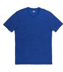 camiseta manga corta diseño estampado slim fit para hombre 92523