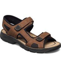 26156-02 shoes summer shoes sandals brun rieker