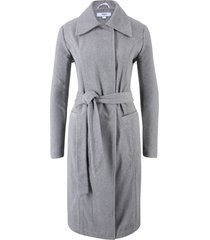 cappotto in misto lana maite kelly (grigio) - bpc bonprix collection