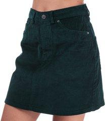 womens karina cord skirt