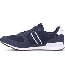 zapatilla azul fila retro sport 2.0