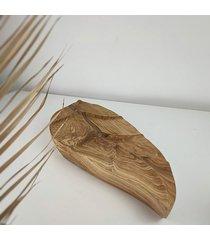 dębowy liść patera taca dekoracja