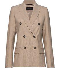 navile blazers business blazers beige weekend max mara