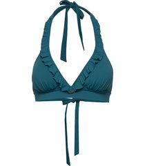 beachdream bikini top bikinitop blå odd molly underwear & swimwear