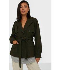 selected femme slfelenora short jacket kappor