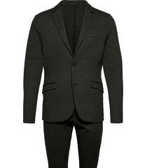 superflex suit kostym grön lindbergh