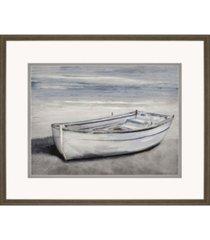 "paragon beached framed wall art, 28"" x 34"""
