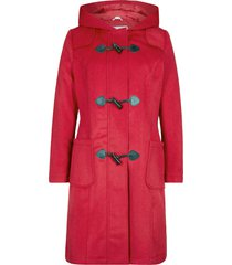 cappotto in misto lana (rosso) - bpc bonprix collection