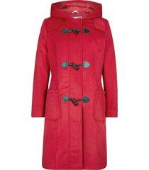 cappotto in misto lana (rosso) - bpc bonprix collection