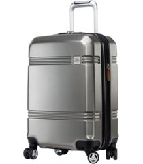 "skyway glacier bay 20"" carry-on hardside spinner"