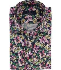 overhemd casa moda bloemen