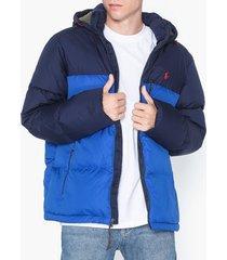 polo ralph lauren jackson jacket jackor blue