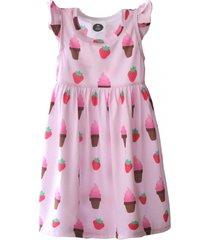 sukienka strawberry ice cream