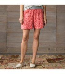 cool n easy shorts-printed