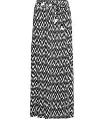 skirt long classic lång kjol svart betty barclay