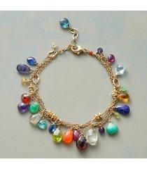 bouquet of blooms bracelet
