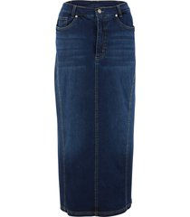 gonna di jeans (blu) - bpc bonprix collection