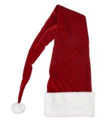 northlight santa unisex adult christmas hat costume accessory-one size