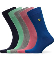 liam underwear socks regular socks grön lyle & scott