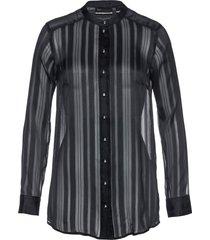 camicetta in chiffon con lurex (nero) - bpc selection premium