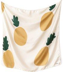 soleil scarf - pineapple
