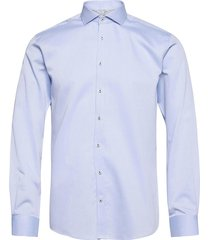 bs danny skjorta business blå bruun & stengade