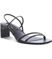 steven new york owens barely-there strappy dress sandals