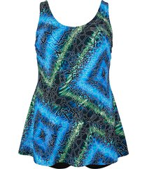 badpak maritim blauw::groen