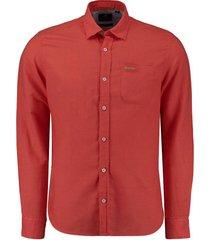 overhemd edward oranje
