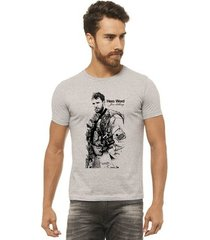 camiseta joss estampada - hero word - masculina