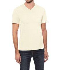 men's big and tall basic v-neck short sleeve t-shirt